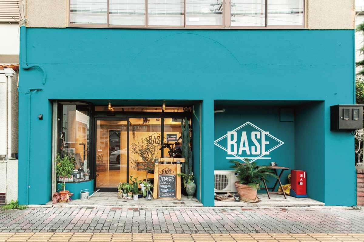 BASEの施設画像