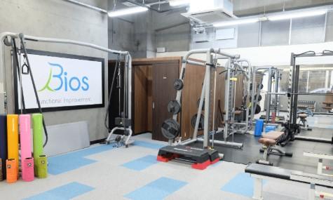Bios新橋店の施設画像