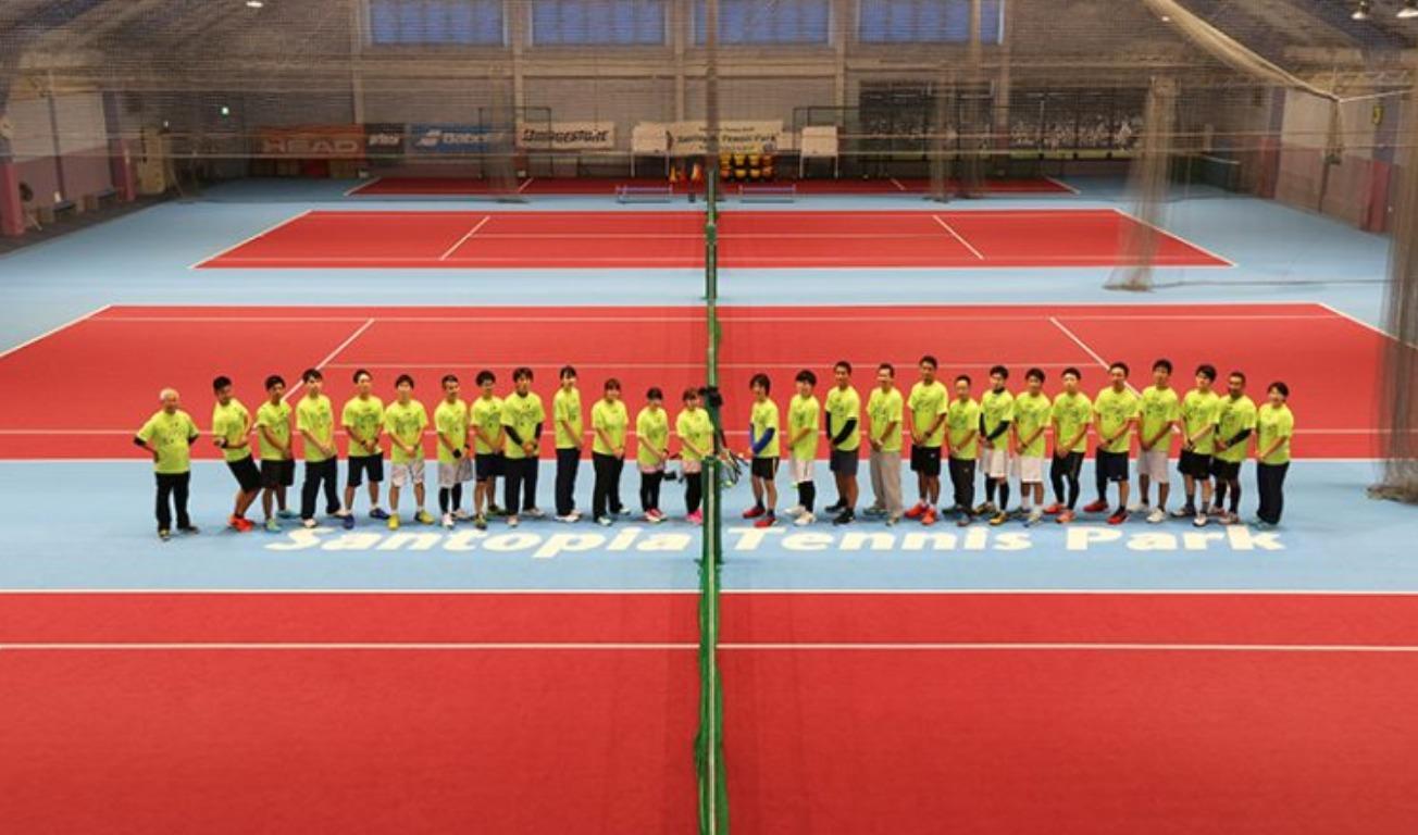 外苑 クラブ 神宮 テニス