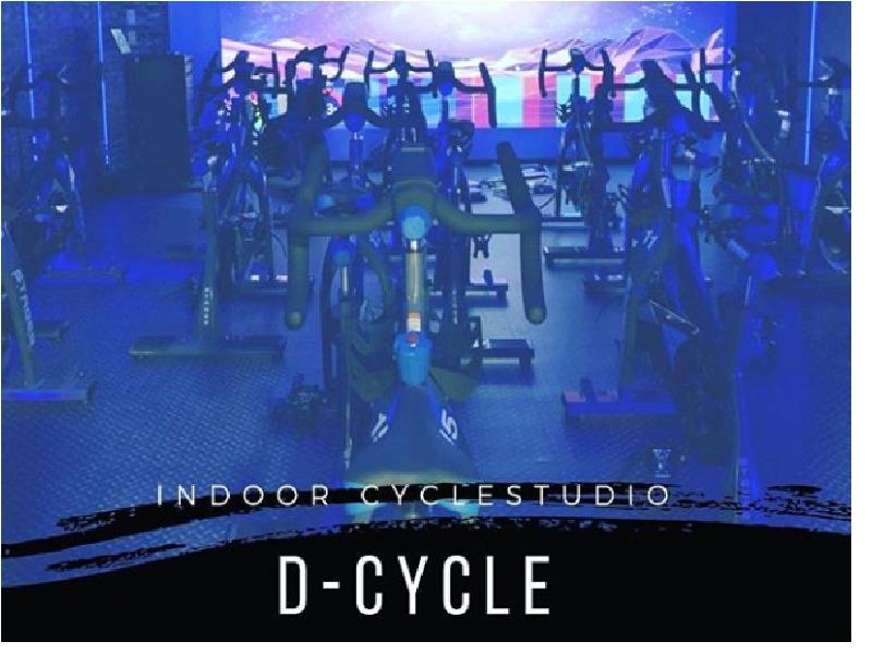 D-CYCLE 碑文谷の施設画像