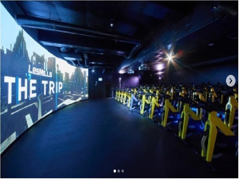 CYCLE & STUDIO R Shibuyaの施設画像
