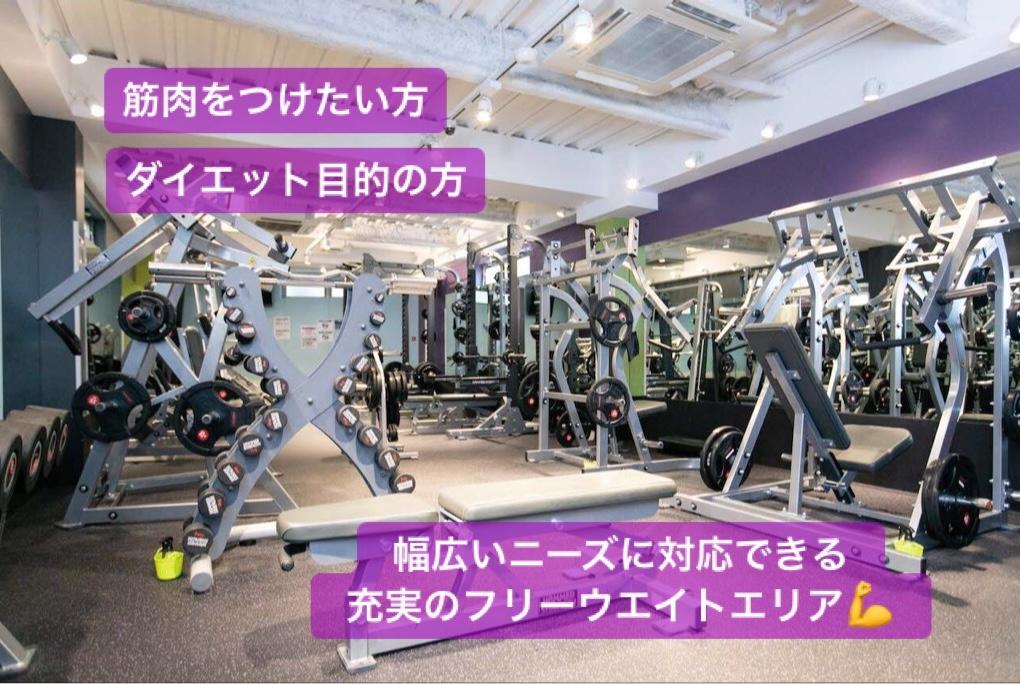 エニタイムフィットネス 板橋店の施設画像