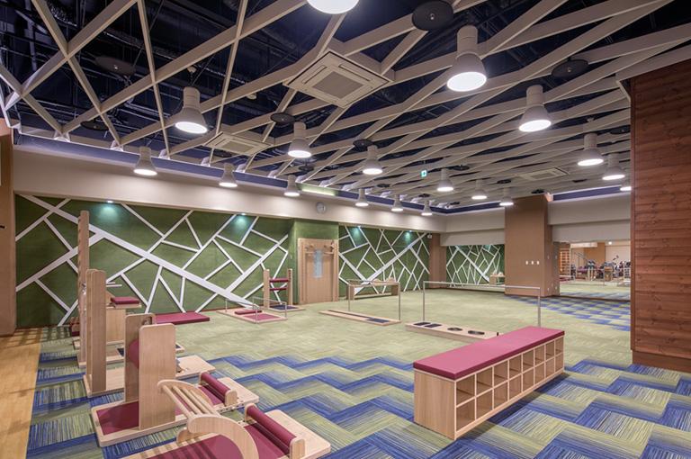 ジムナスタ長野の施設画像