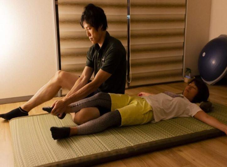 パーソナルトレーニング&タイ古式マッサージ Salon RE-ACTIVEの施設画像