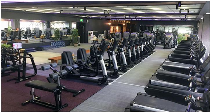 コナミスポーツクラブ 目黒の施設画像