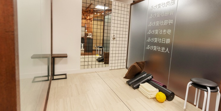 ナチュラルマッスル 桜新町店の施設画像