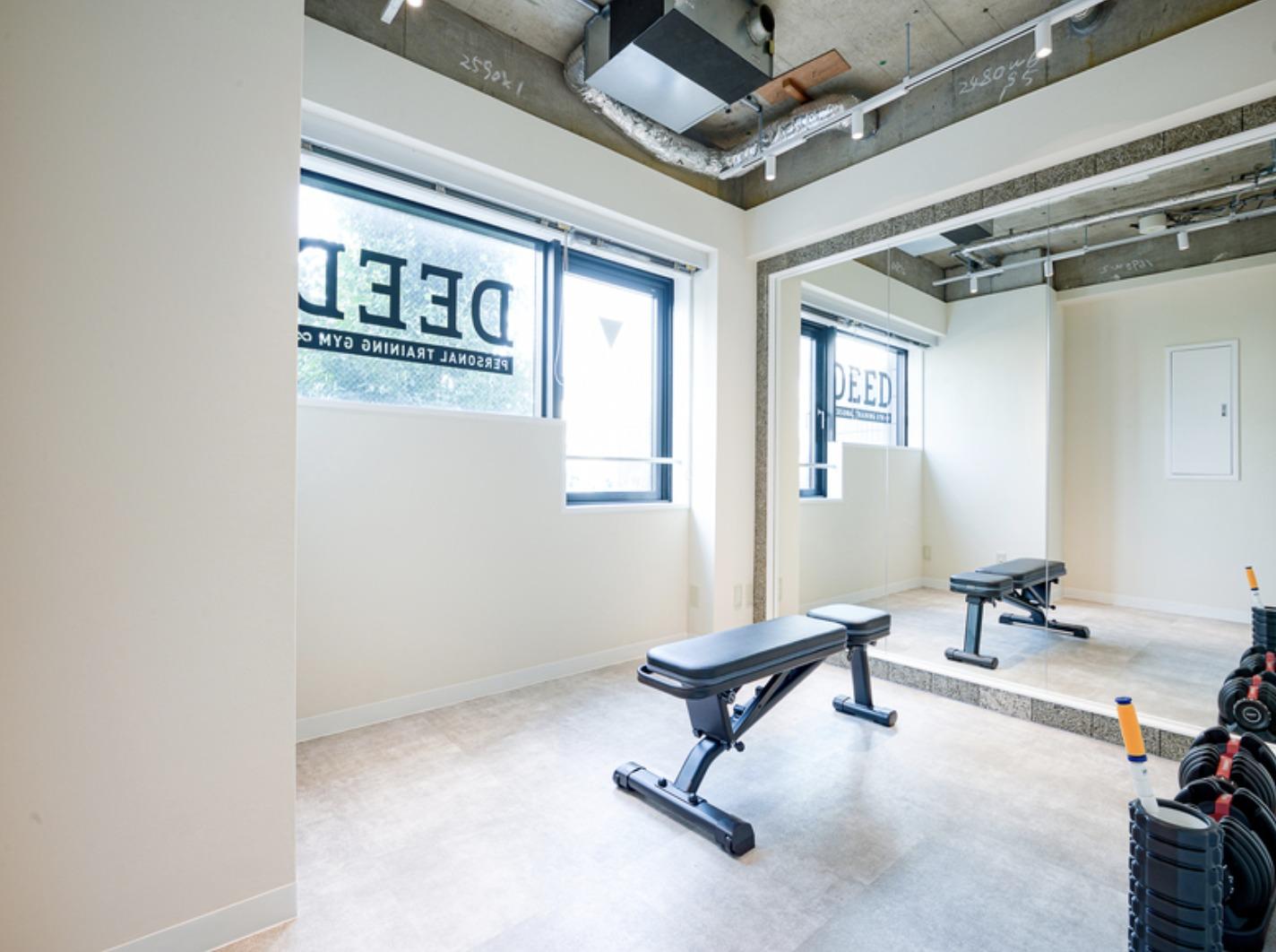 DEED personal training gym∞ 池袋・目白店の施設画像