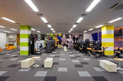 スポーツクラブNAS東札幌の施設画像