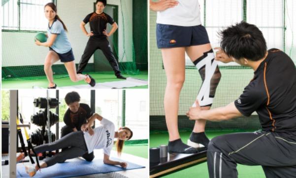 菅尾アスレティックトレーニングセンターの施設画像