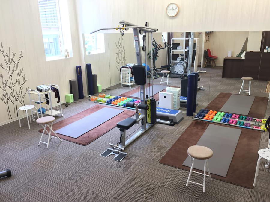 加圧トレーニングスタジオfan's つくば店の施設画像
