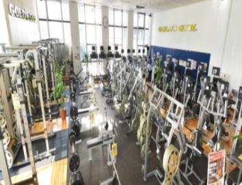 GOLD'S GYM 渋谷東京の施設画像