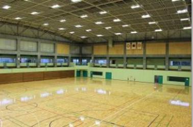 三郷市立総合体育館の施設画像