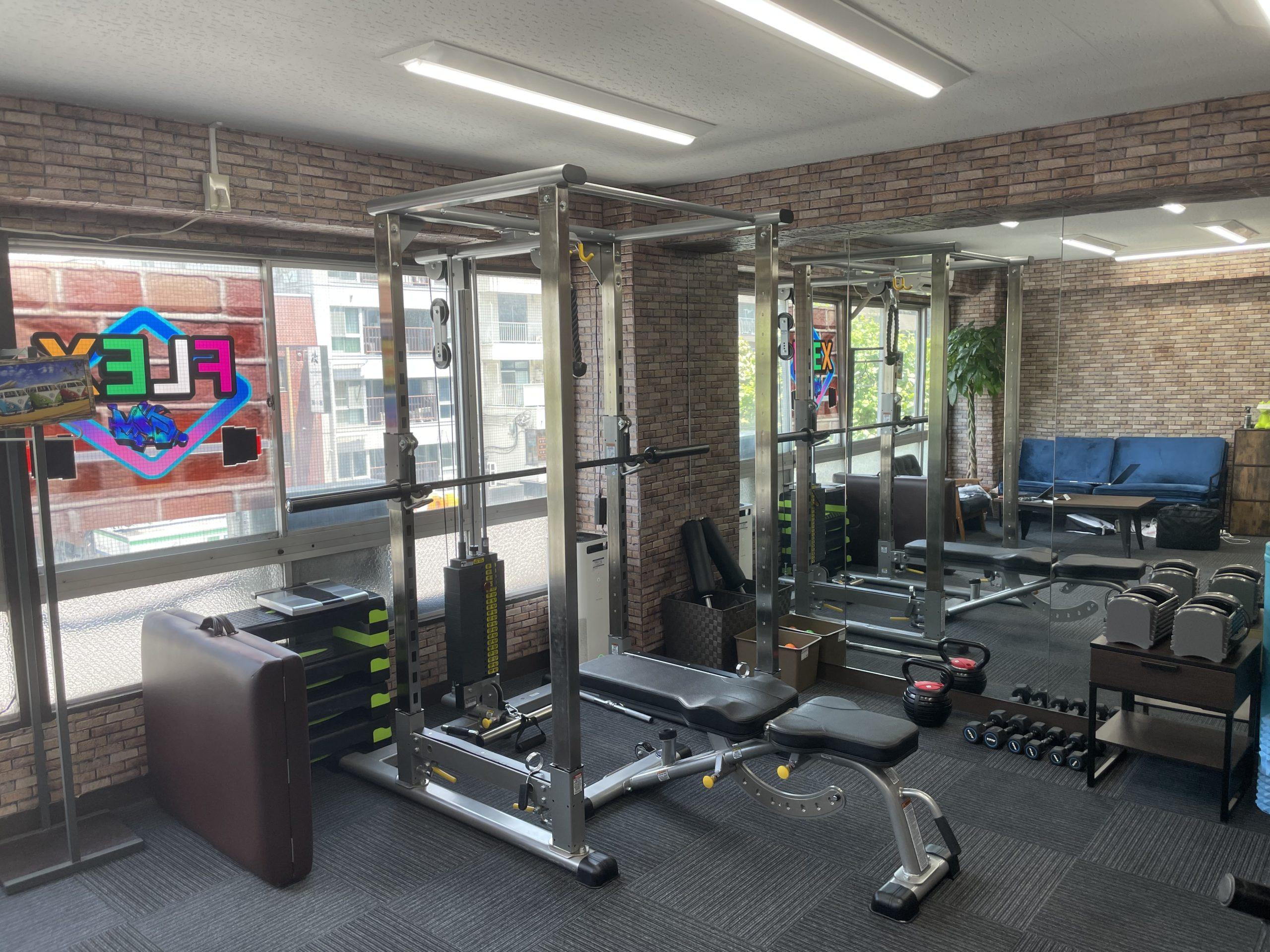 FLEX personal gym 中野坂上の施設画像