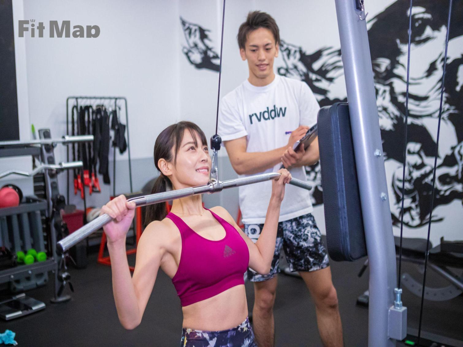 パーソナルトレーニングジムB-BODY 田町芝浦店の施設画像
