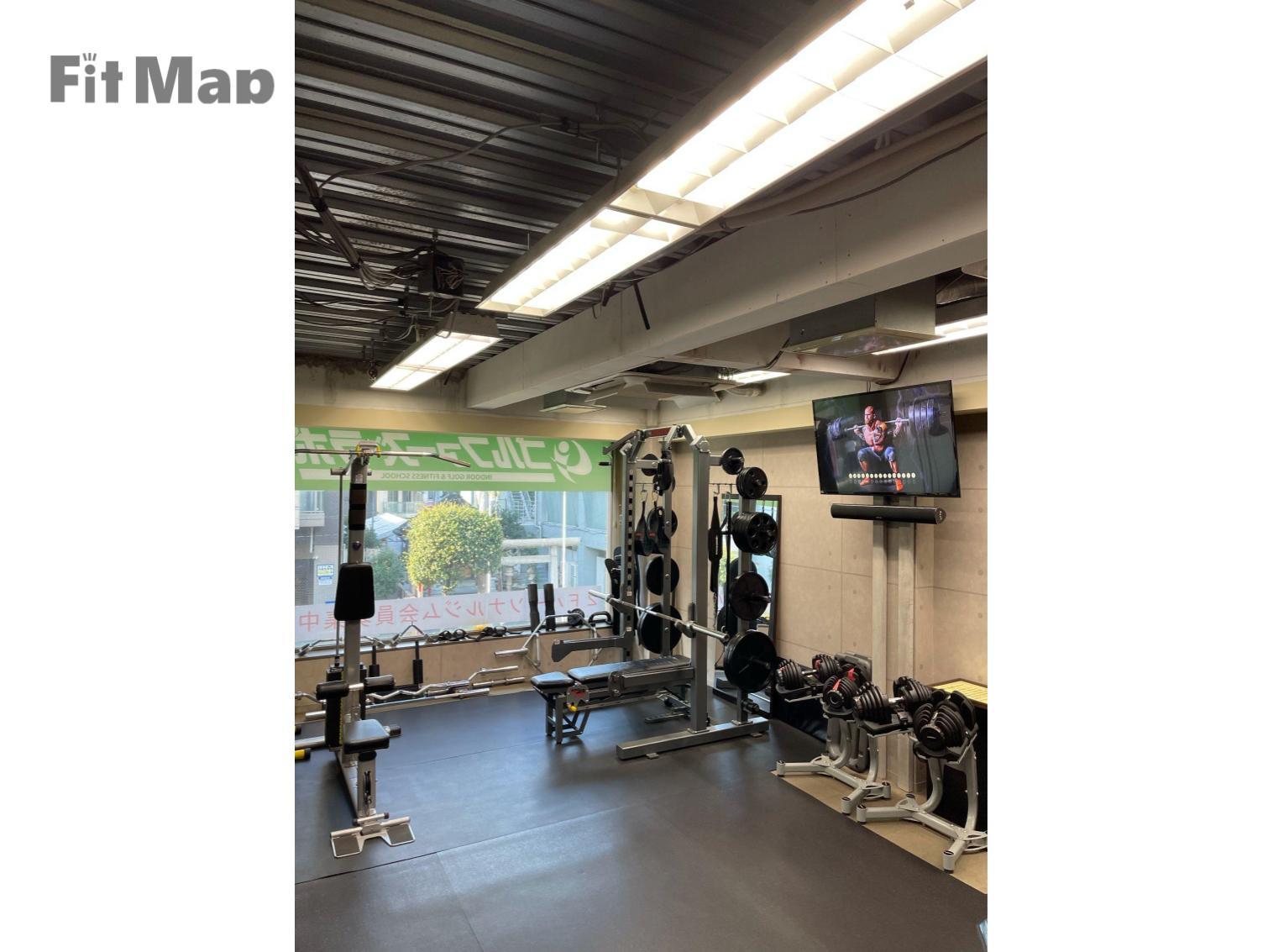 パーソナルトレーニングジムB-BODY 新宿店の施設画像