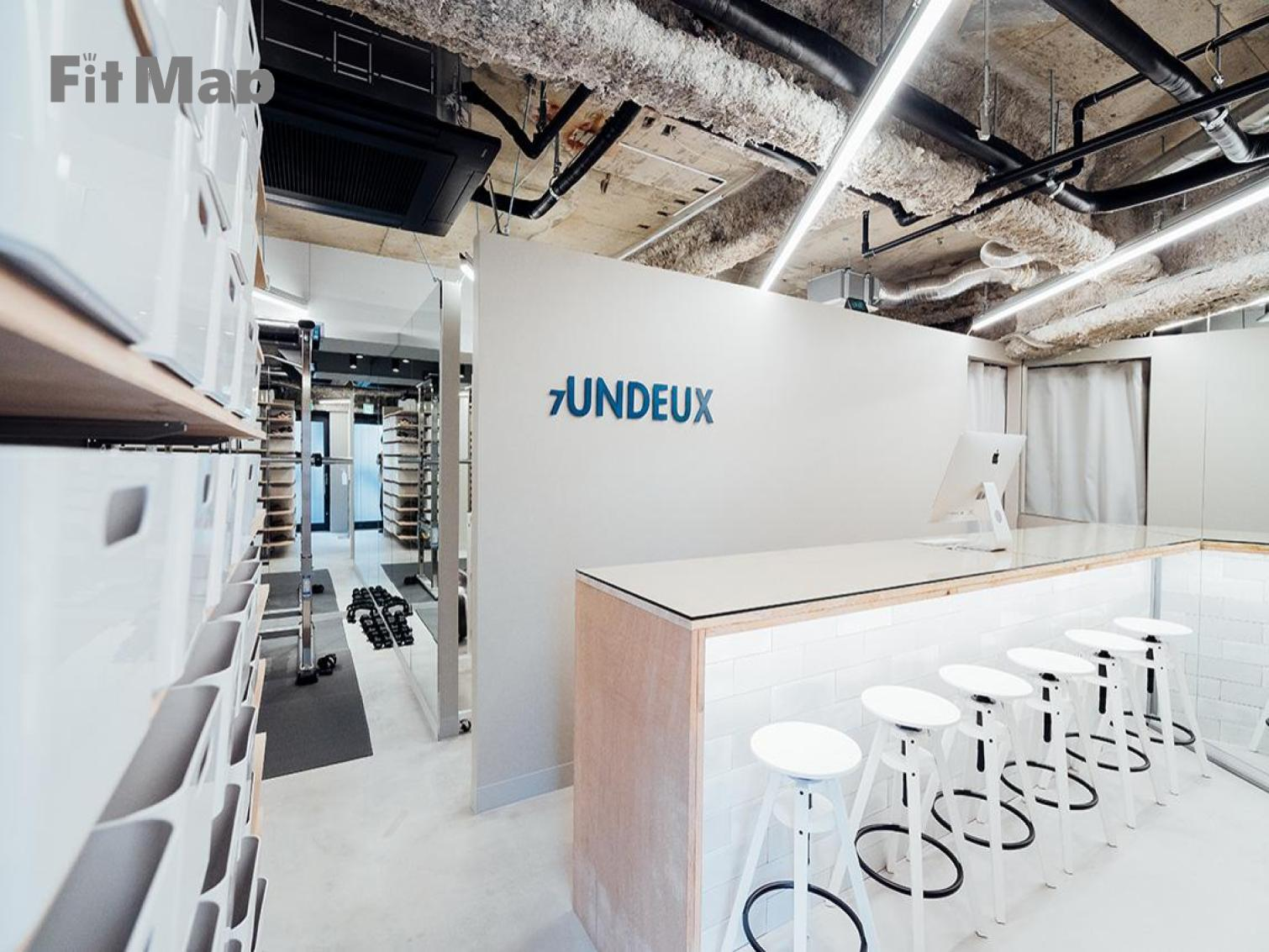 UNDEUX(アンドゥ)新宿店の施設画像