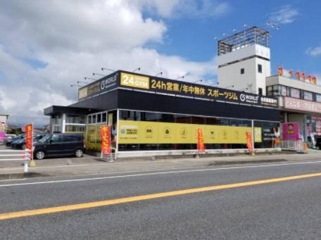 ワールドプラスジム西那須野店の施設画像