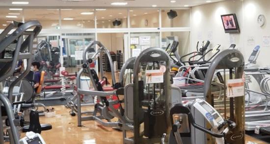 神戸市立中央体育館の施設画像