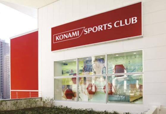 コナミスポーツクラブ川崎の施設画像