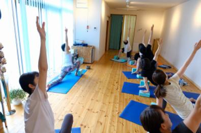 Yoga & Body Care Studio Salut!の施設画像