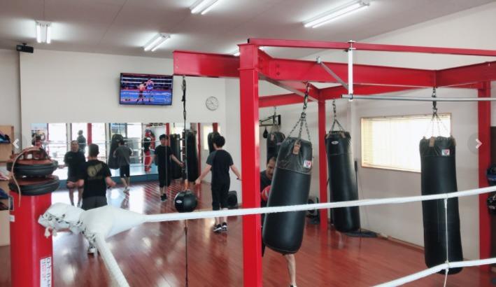 江南ボクシングジムの施設画像