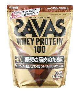 ザバス(SAVAS) ホエイプロテイン100+ビタミン