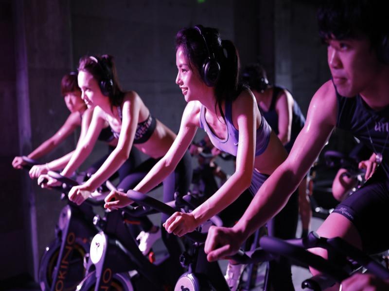トキノサイクリングフィットネスの施設画像