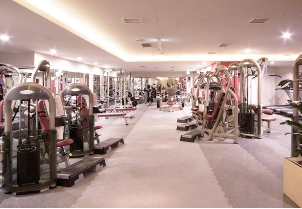 INSPA新横浜の施設画像