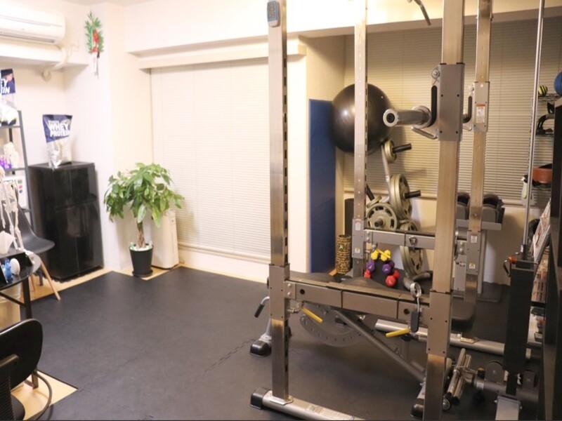 total body fitness labo ENRICH 神戸三宮店の施設画像