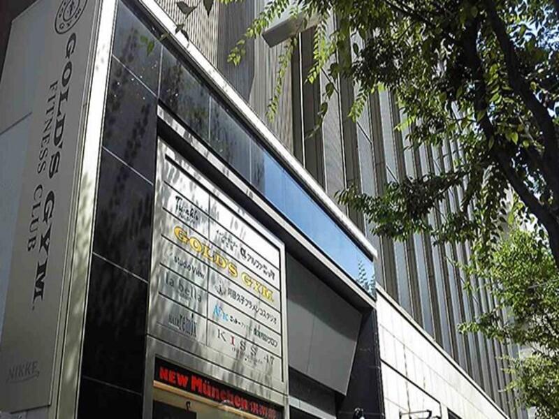 ゴールドジム 神戸元町の施設画像