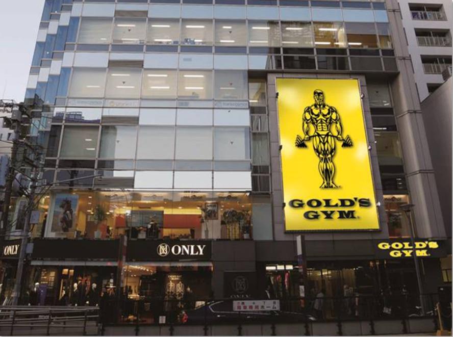 GOLD'S GYM 札幌大通り店の施設画像