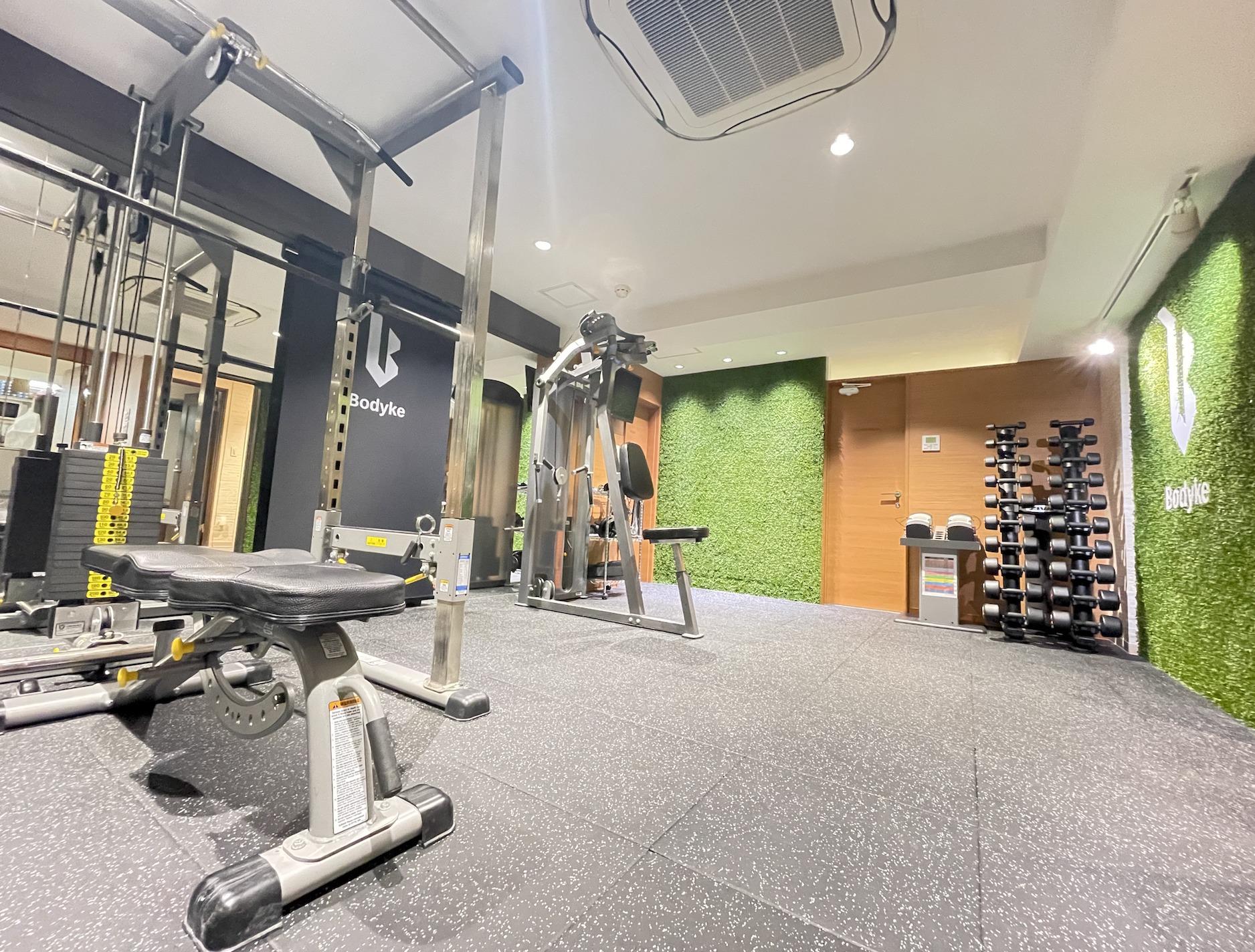 パーソナルトレーニングジムBodyke 六本木店の施設画像
