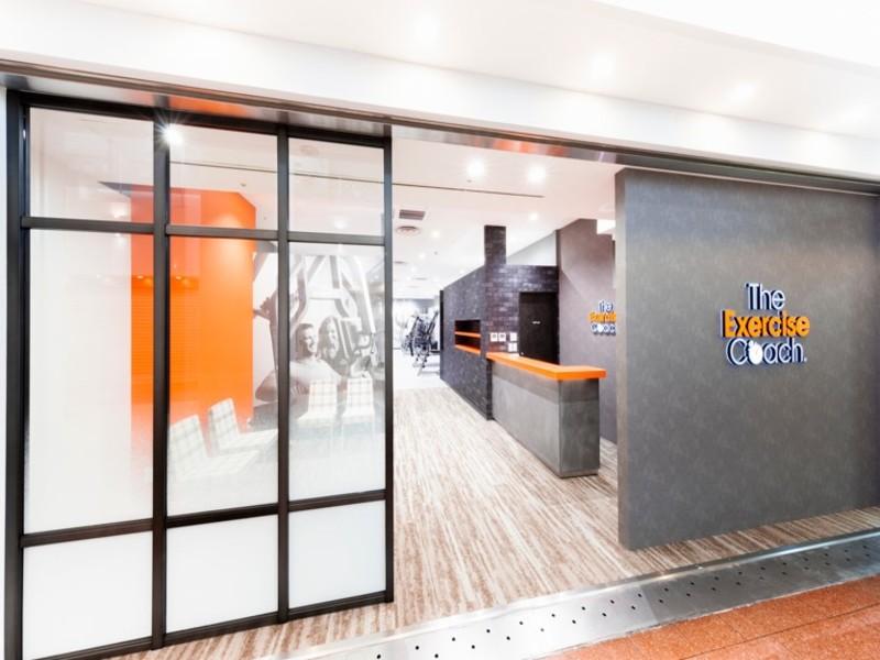 エクササイズコーチ三宮店の施設画像