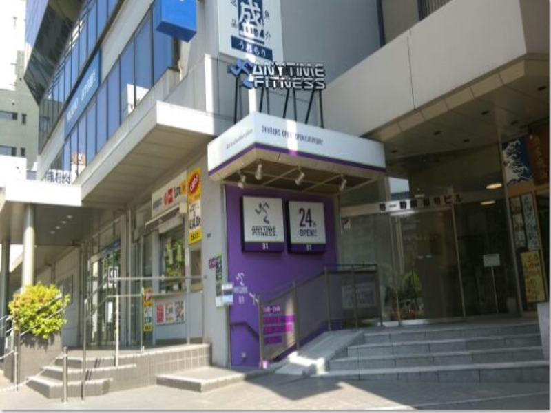 エニタイムフィットネス 飯田橋店の施設画像