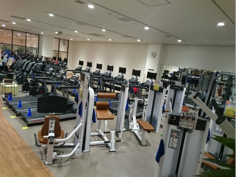 セントラルスポーツ ジムスタ 飯田橋サクラテラスの施設画像