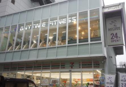 エニタイムフィットネス 泉岳寺駅前店の施設画像