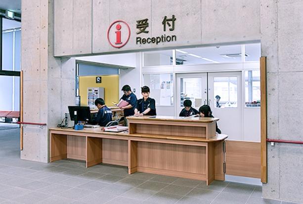 北九州市立浅生スポーツセンターの施設画像