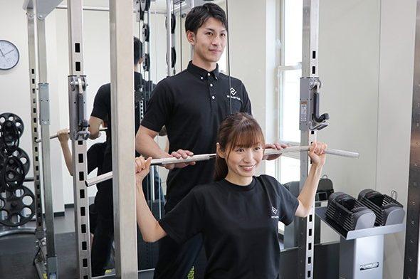 ダイエット専門パーソナルトレーニングジムRITA-STYLE(リタスタイル)熊本新市街店の施設画像