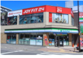 JOYFIT24札幌北24条駅の施設画像