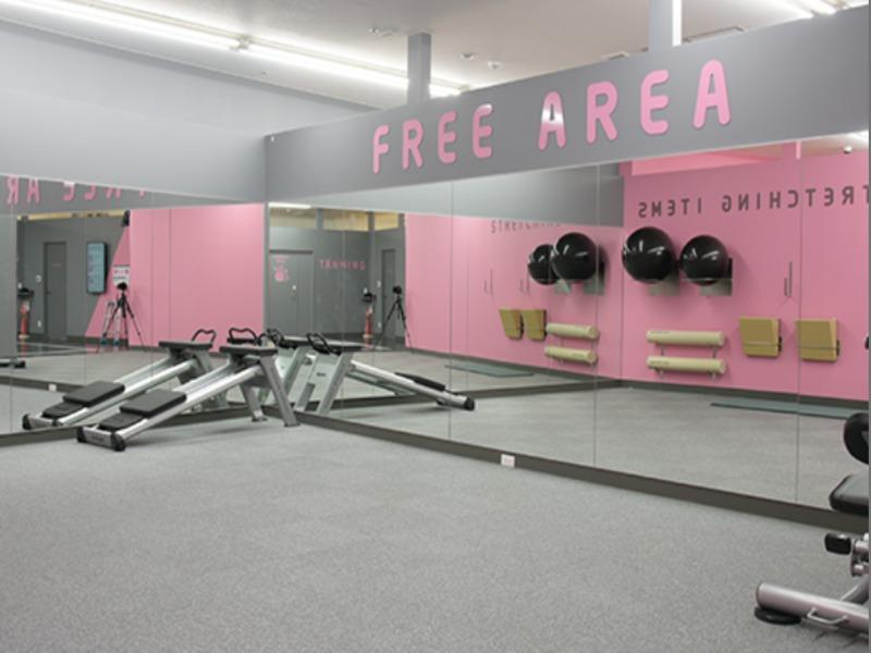 フィットネスジム FIT365 苫小牧日新店の施設画像