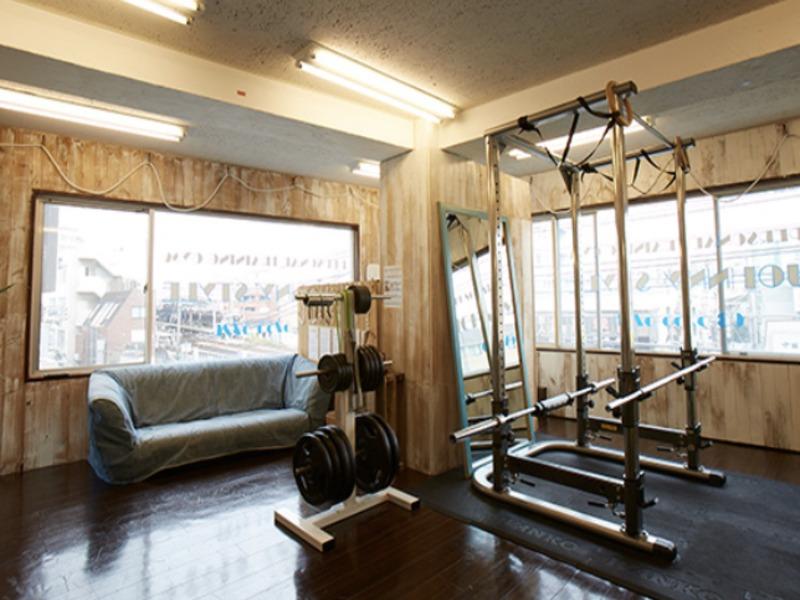 パーソナルトレーニングジムJOHNNY STYLE 自由が丘店の施設画像