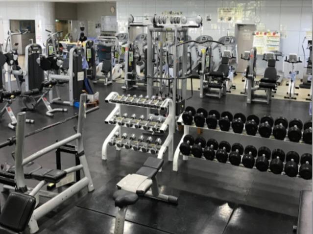 足立区総合スポーツセンターの施設画像