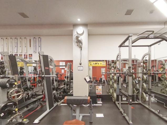 ベルクススポーツクラブ足立花畑店の施設画像