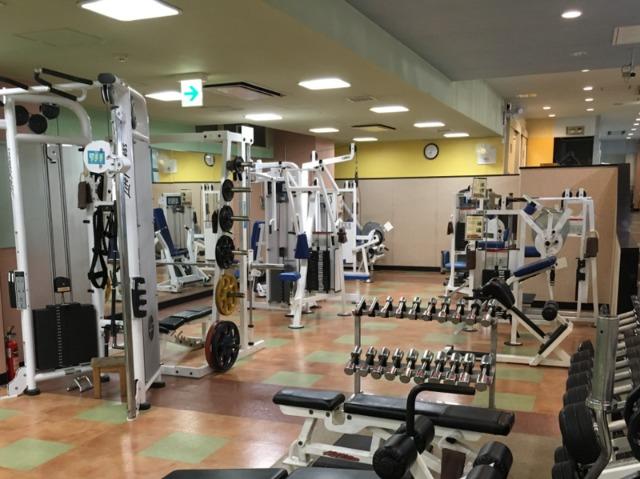セントラルフィットネスクラブ竹の塚の施設画像