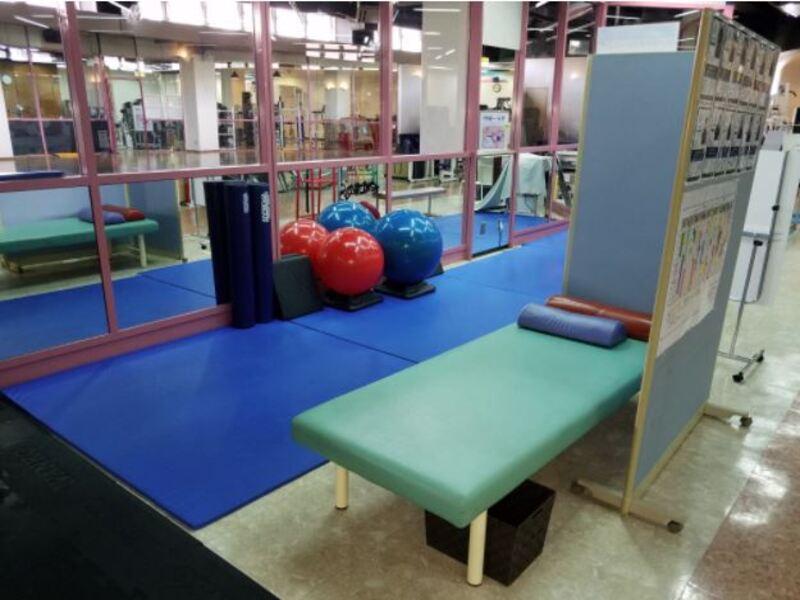 セントラルフィットネスクラブ 新三郷の施設画像