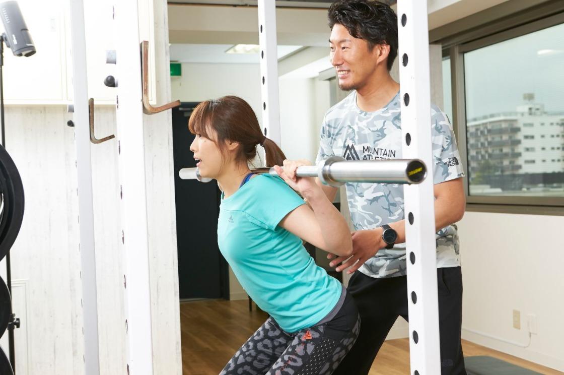 RISE Personal Training Gymの施設画像