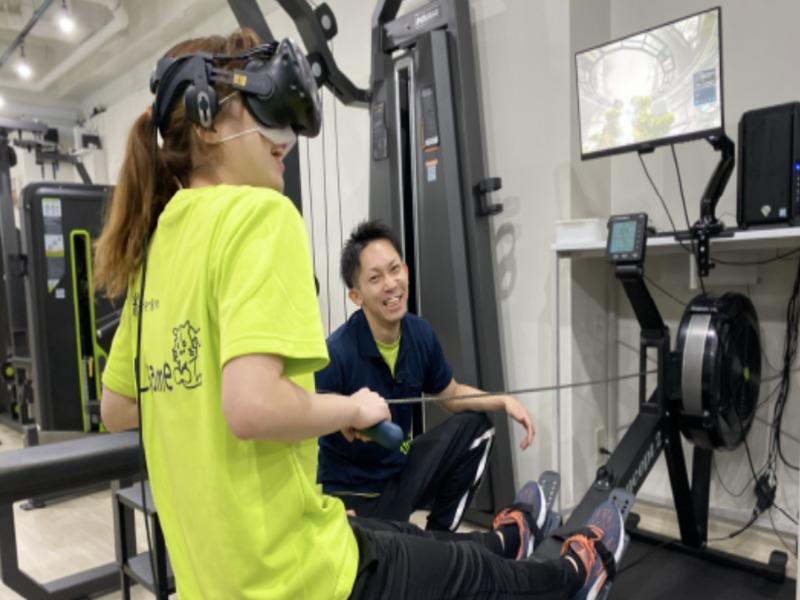 トレーニングジム絆Style-gym Legameの施設画像