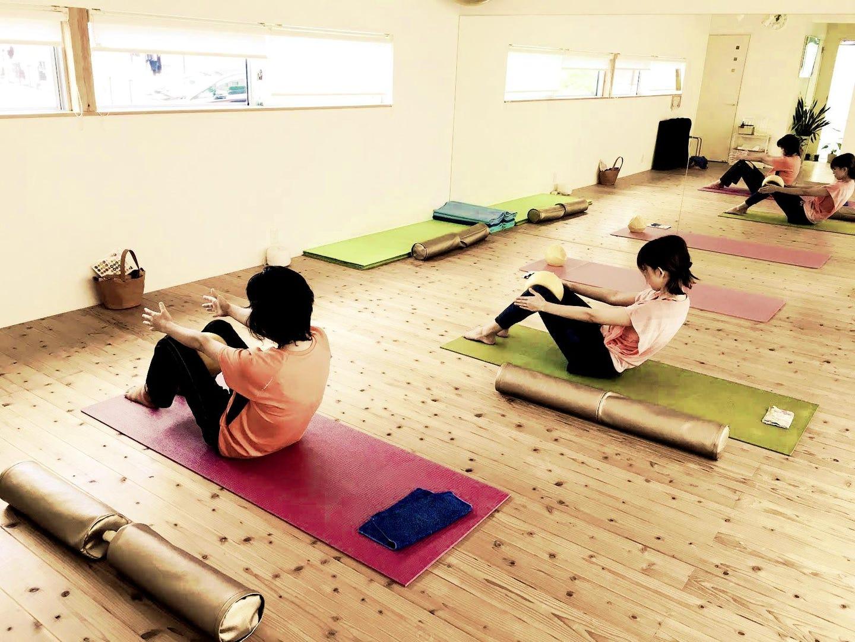 pilates-j-studioの施設画像