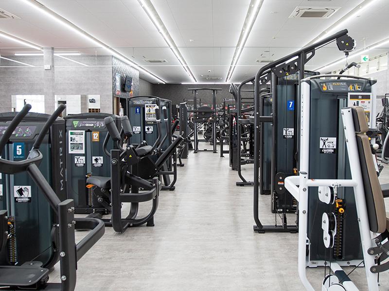 MIRA fitness 24(ミラフィットネス24)牧之原相良店 の施設画像