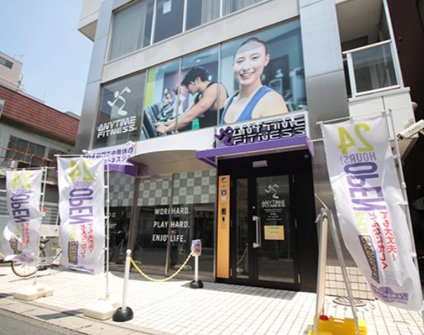 エニタイムフィットネス 南行徳店の施設画像